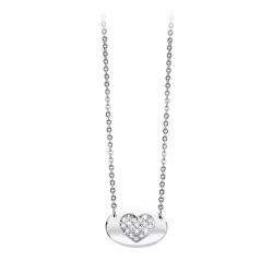 2JEWELS COLLANA IN ACCIAIO MOD. NOBLESSE 251413