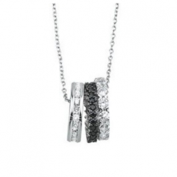 2JEWELS COLLANA IN ARGENTO MOD. INFINITY