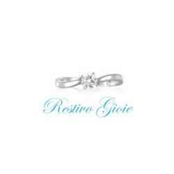 ANELLO SOLITARIO MABINA IN ARGENTO CON ZIRCONE 523016 siamo dealer 2JEWELS