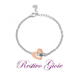 BRACCIALE 2JEWELS MOD. LINK WITH LOVE 231838