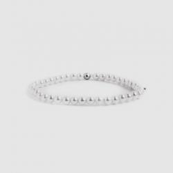 Bracciale Marlù con perle sintetiche mm 4 ref. 15Br031-4