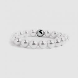 Bracciale Marlù con perle sintetiche mm 10 ref. 15Br031-10